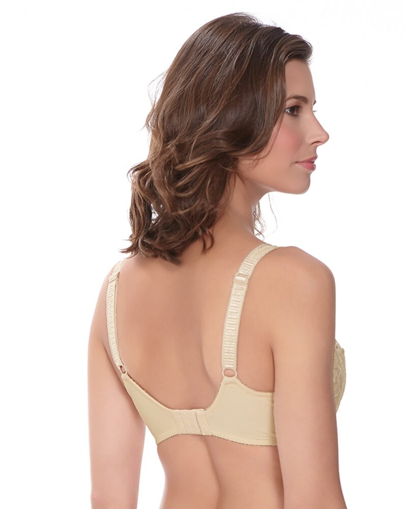 7b080a8179 Fantasie Jacqueline Lace Full Cup Bra in Soft Beige - Victoria s Little Bra  Shop