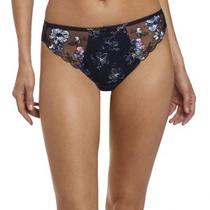 buy the Fantasie Nadine Thong in Navy