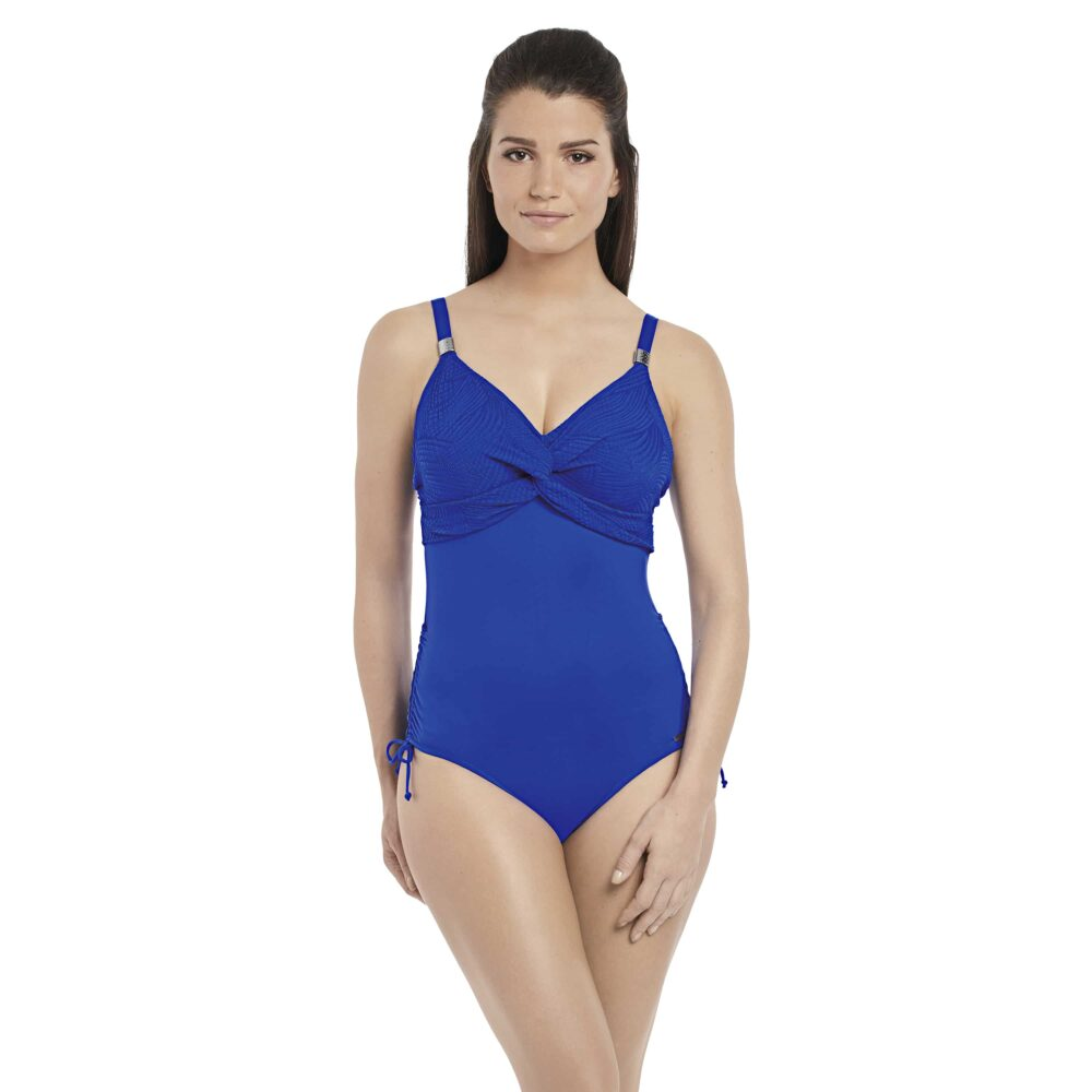 c88cff163f Fantasie Ottawa Twist Front Swimsuit in Pacific - Victoria's Little ...