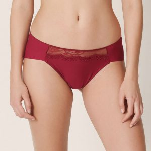 buy the Marie Jo Agatha Rio Brief in Rumba Red