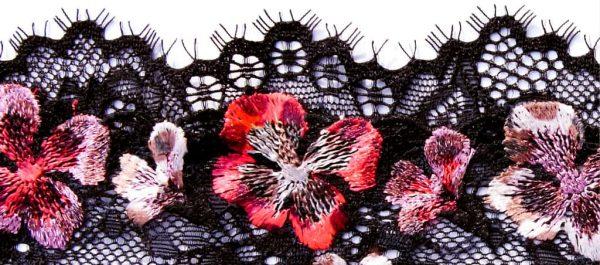 fabric of PrimaDonna Baboushka Rio Brief in Black