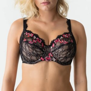 buy the PrimaDonna Baboushka Full Cup Bra in Black