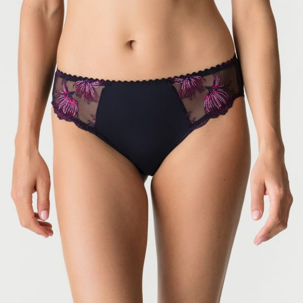 buy the PrimaDonna Fireworks Rio Brief in Midnight Blue