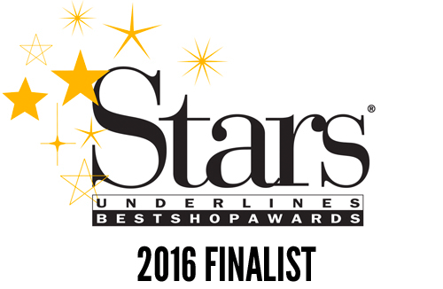Stars 2016 Awards finalist
