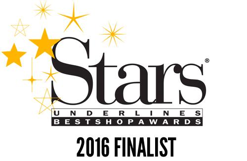 Stars 2016 Awards finalist