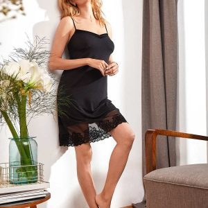 buy the Vanilla Night & Day Chemise 3105 in Black