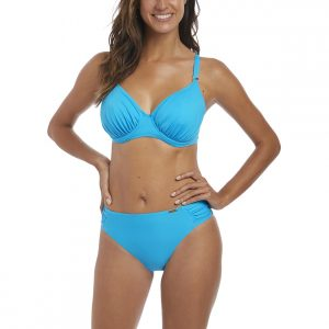 buy the Fantasie Paradise Bay Bikini Set in Aqua
