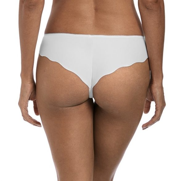 back view of Fantasie Annalise Thong in Camelia