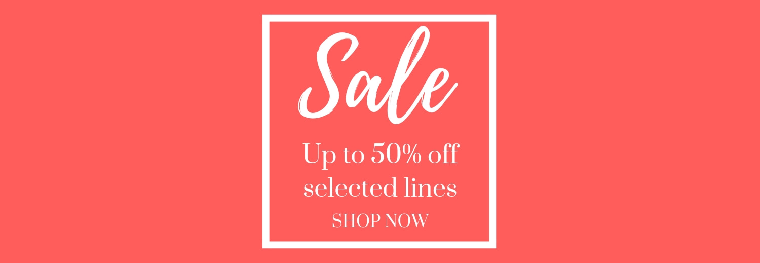 up to 50% off selected lingerie, swimwear and nightwear at victorias little bra shop