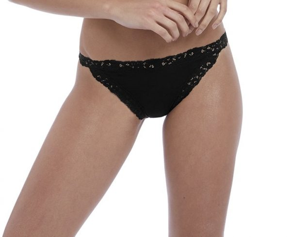 buy the b.tempt'd Insta Ready Thong in Black