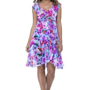 buy the Gottex Profile Pocket Full Of Posies Dress in Multi