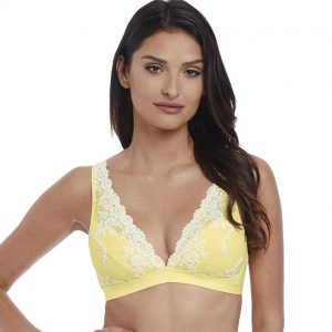 c805b36e04373 buy the Wacoal Embrace Lace Soft Bra in Lemon Ivory ...