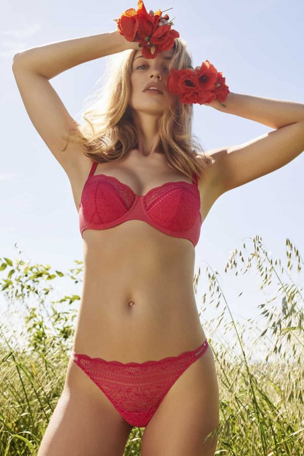 buy the Marie Jo Francoise Balcony Bra in Ace