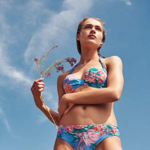 buy the Marie Jo Swim Laura Bikini Set in Riveria