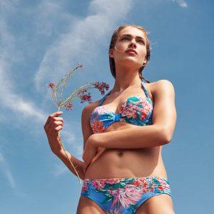 buy the Marie Jo Swim Laura Bikini Set in Riveria