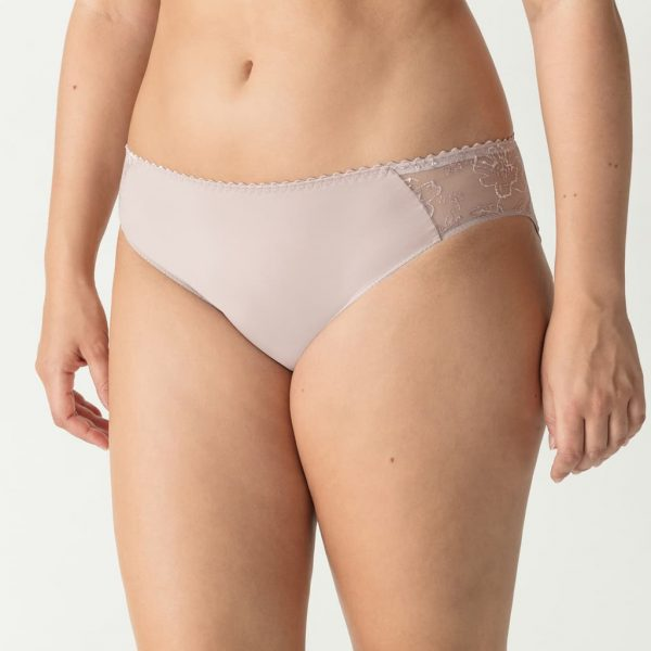 side view of PrimaDonna Alara Rio Brief in Patine