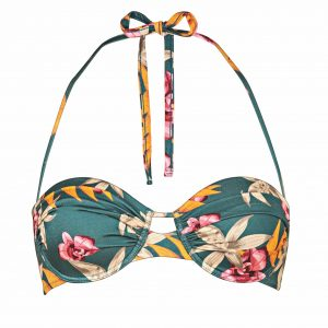 buy the Watercult Hyper Vintage Bikini Set in Jungle Tropics