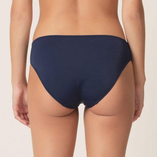 back view of Marie Jo Swim Claudia Bikini Set in Blue Water back view
