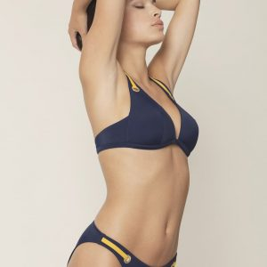 buy the Marie Jo Swim Claudia Bikini Set in Blue Water