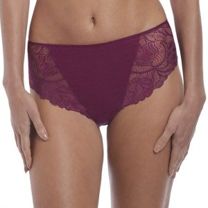 buy the Fantaise Memoir Full Brief in Black Cherry