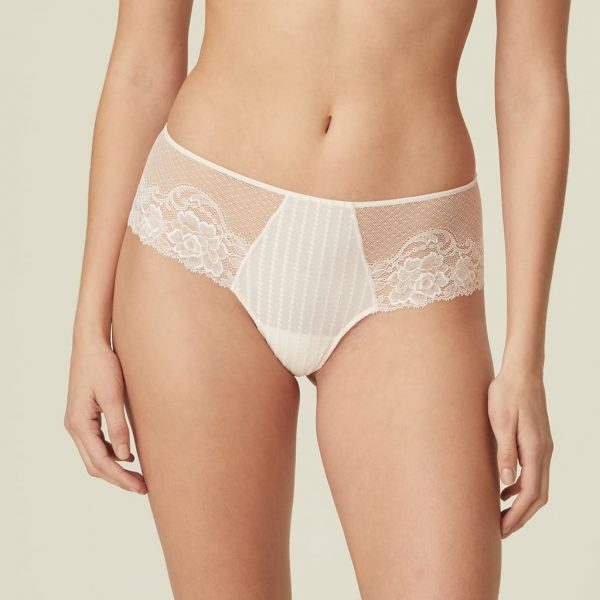 buy the Marie Jo Meryl Luxury Thong in Rose Boudoir