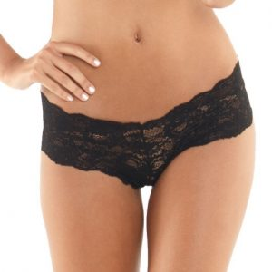 buy the Cosabella Never Say Never Hottie Hotpant in Black