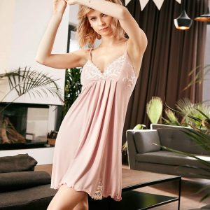 buy the Vanilla Night and Day Chemise 3314 in Pink