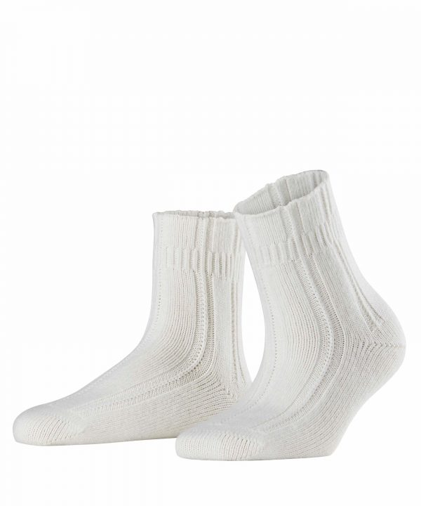 buy the Falke Bedsocks in Off White