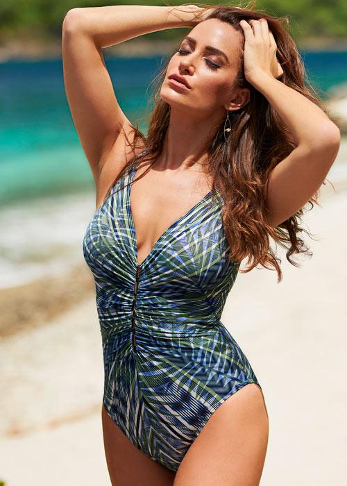 buy the Miraclesuit Monteverde Charmer Swimsuit in Olivetta