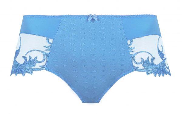 buy the Empreinte Thalia Jacquard Full Brief in Bleuet