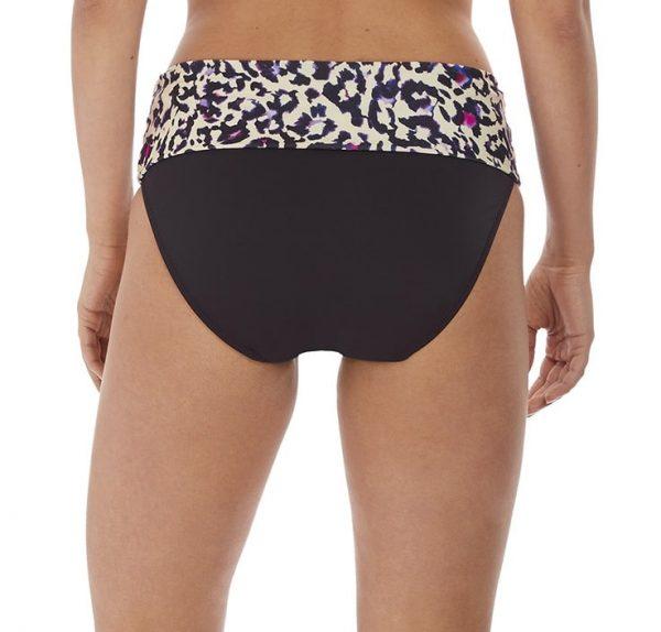back view of Fantasie Bonito Bikini Set in Amethyst