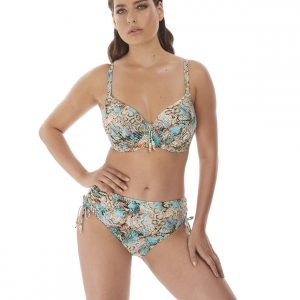 buy the Fantasie Manila Bikini Set in Iced Aqua