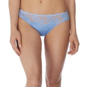 buy the Wacoal Lace Affair Brief in Cashmere Blue