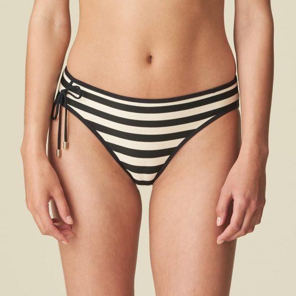 Marie Jo Swim Merle Bikini Set in Noir Rayure