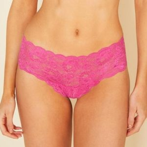 buy the Cosabella Never Say Never Hottie Hotpant in Victorian Pink
