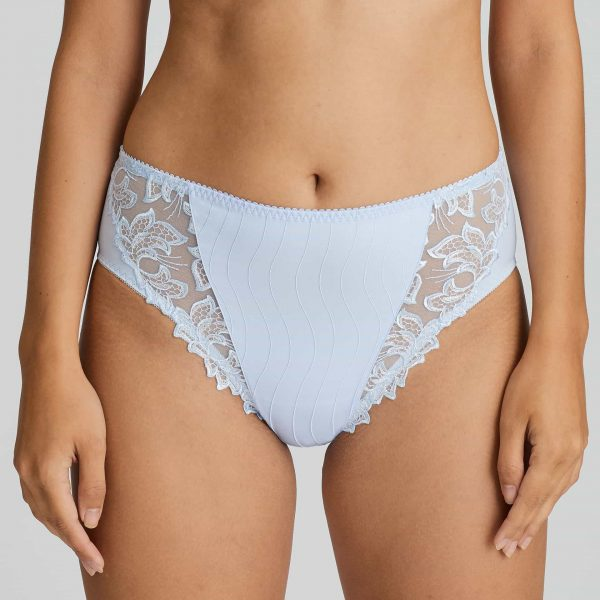 buy the PrimaDonna Deauville Full Brief in Heather Blue