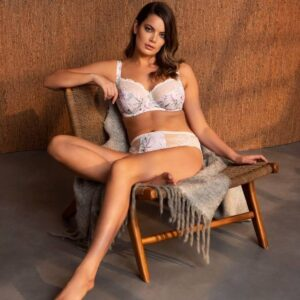 buy the Fantasie Carena Side Support Bra in Ivory