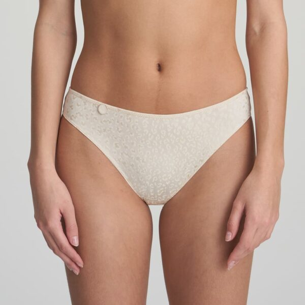 buy the Marie Jo L'Aventure Tom Rio Brief in Pearled Ivory