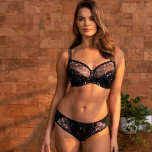 buy the Fantasie Isla Side Support Bra in Black