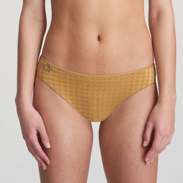 buy the Marie Jo Avero Rio Brief in Gold