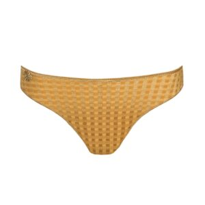 cutout of Marie Jo Avero Rio Brief in Gold