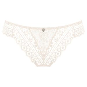 buy the Empreinte Cassiopee Thong in Ivory