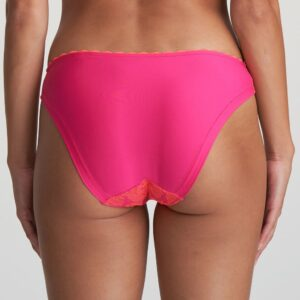 back view of Marie Jo Rosalia Rio Brief in Luminoso