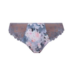 close up of Fantasie Corryn Brief in Smokey Blue