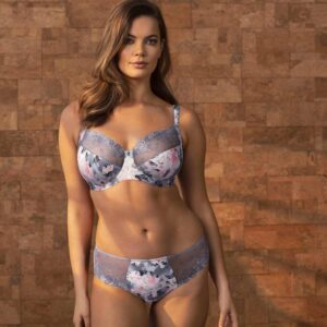 buy the Fantasie Corryn Side Support Bra in Smokey Blue