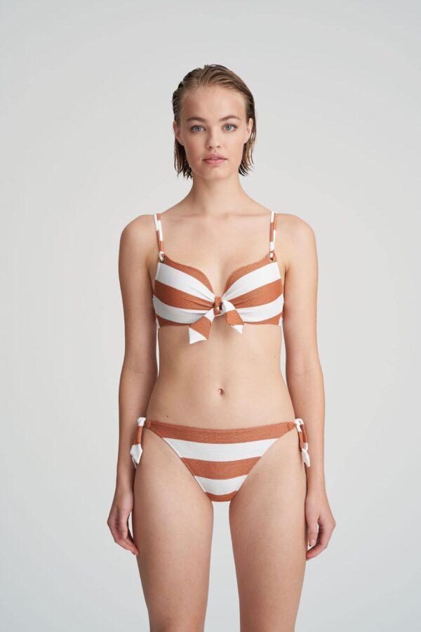 Marie Jo Swim Fernanda Bikini Set in Summer Copper