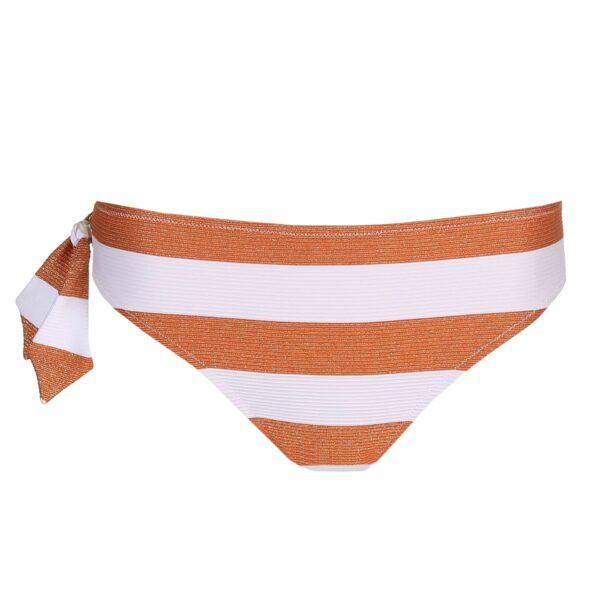 Marie Jo Swim Fernanda Bikini Set in Summer Copper rio brief cutout