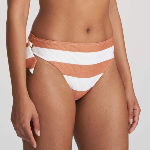 Marie Jo Swim Fernanda Bikini Set in Summer Copper rio brief side view