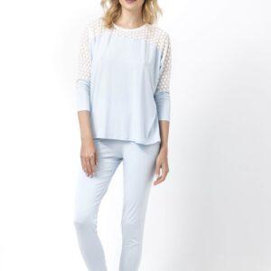 buy the Oh! Zuza Vanilla 3740 Pyjamas in blue